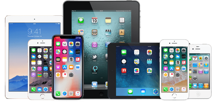 Test your websites and mobile apps on a wide spectrum of iOS devices