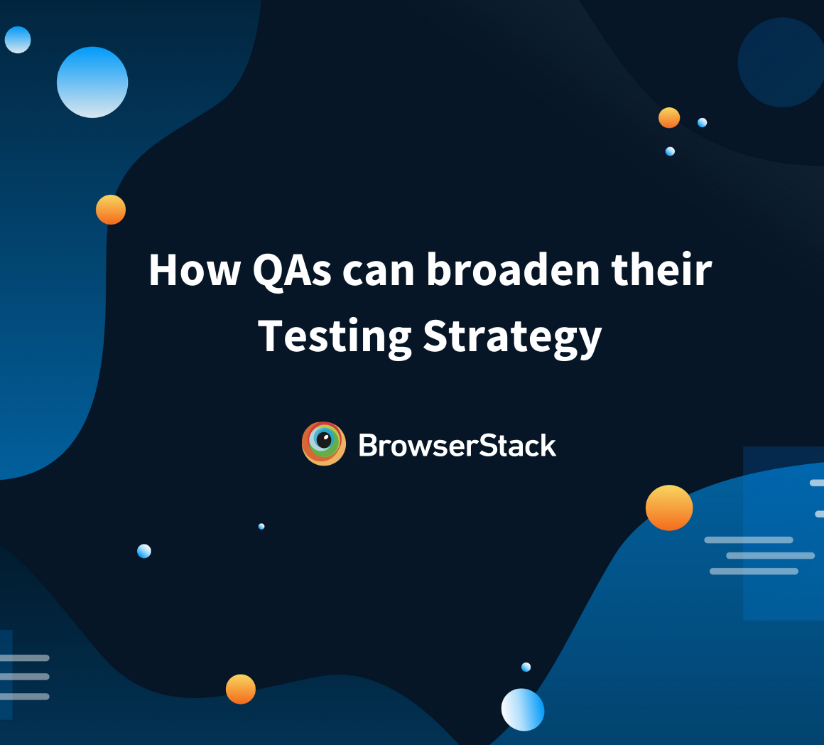 QA Best Practices