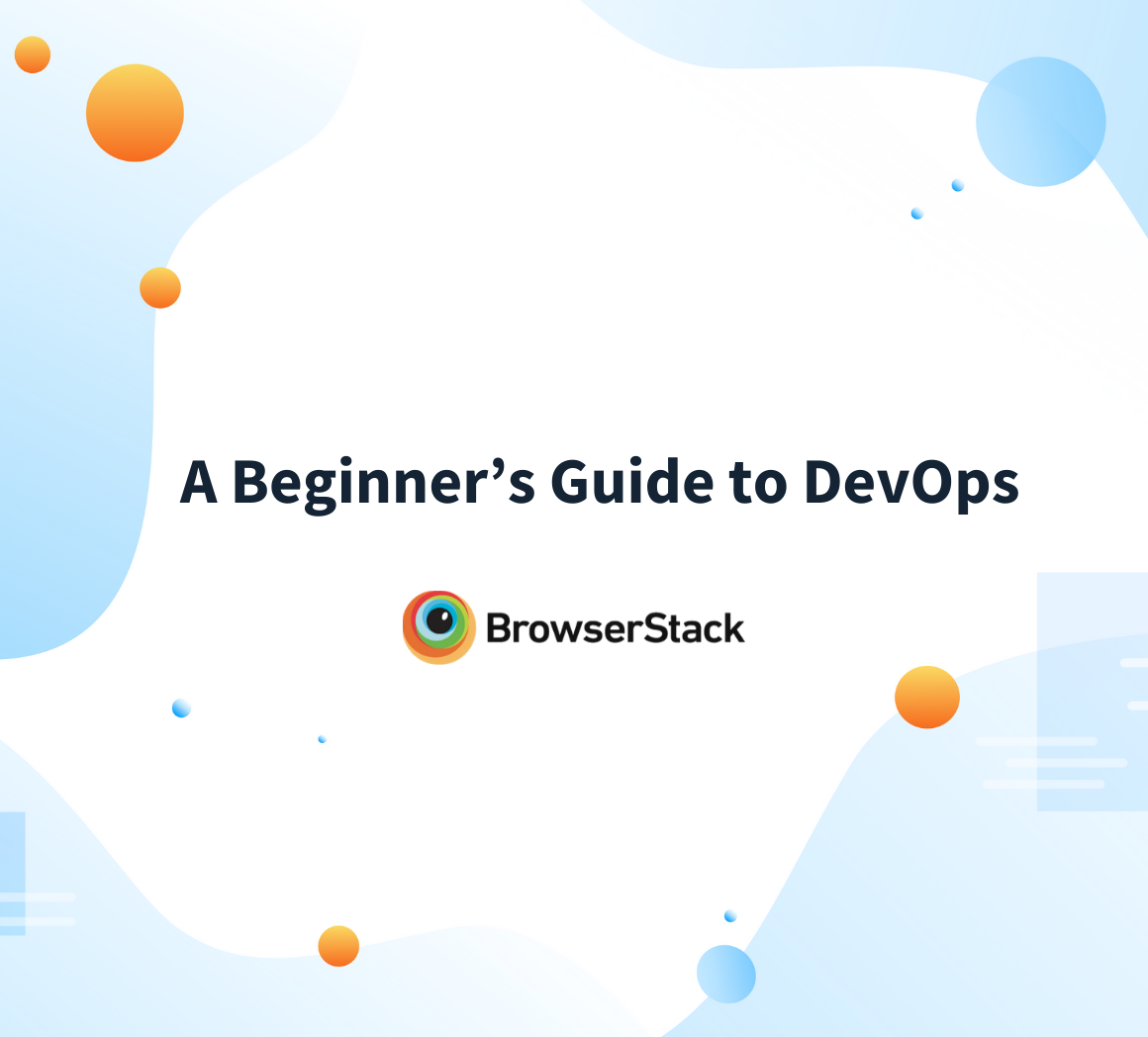 A Beginner's Guide to DevOps