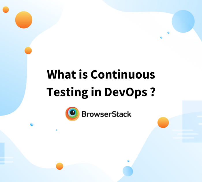 What is Continuous Testing in DevOps