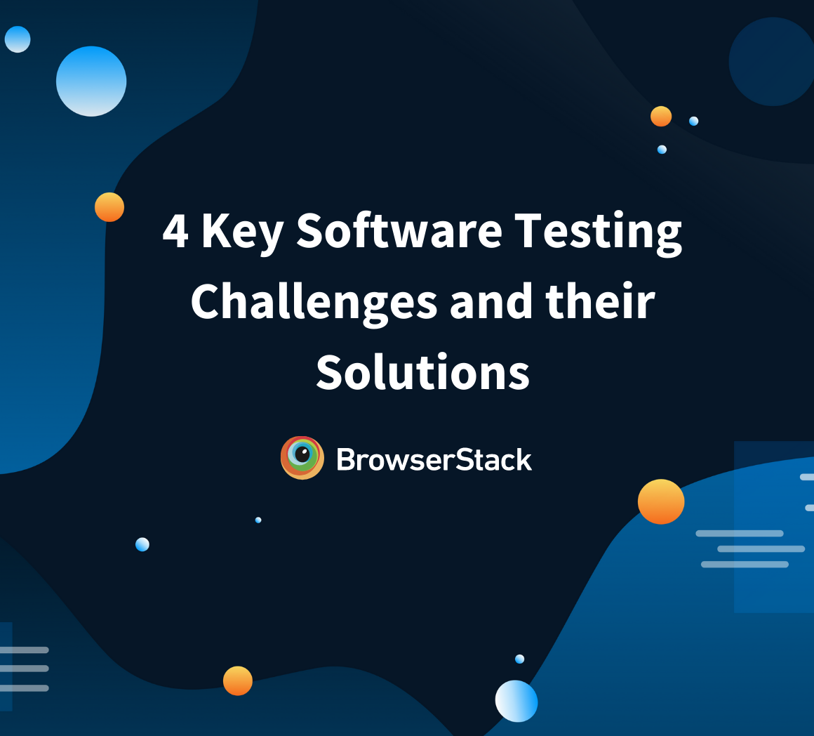 Software Testing Challenges
