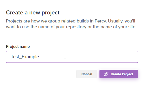 How run visual tests with Selenium on Percy
