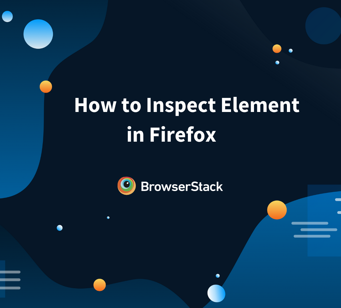 How to inspect element in Chrome