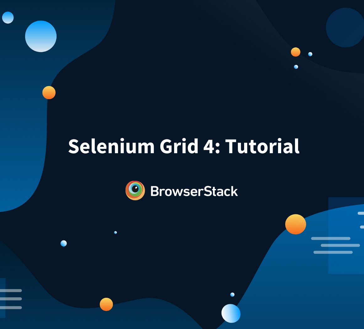 How to install and configure Selenium Grid 4