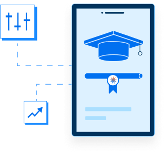 All in one learning platform